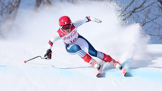 Championne olympique : pour Bochet, ça repart comme en 2014