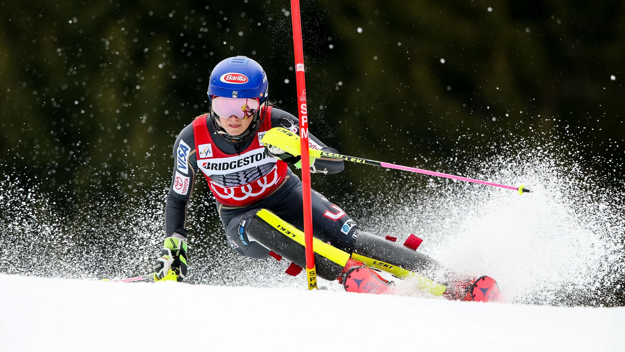 Slalom Ergebnisse