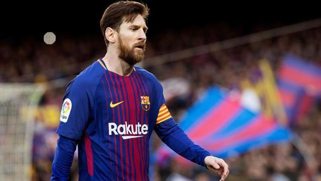 Messi fue padre por tercera vez y no juega este sábado