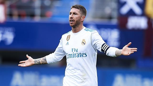 Pour son comportement, Ramos pourrait être suspendu en demi-finale