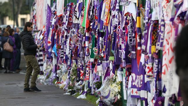 Captain Forever - Fiorentina pay emotional tribute to Astori