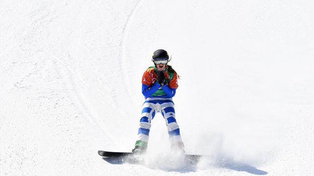 Snowboard, Moioli ancora regina: vince la Coppa del mondo