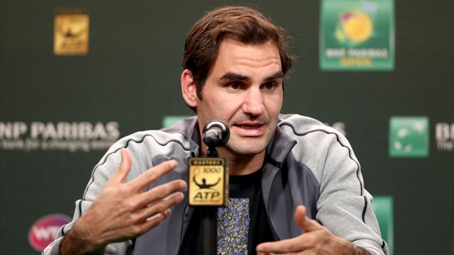 Федерер: «Не выступлю в Монте-Карло, а о дальнейшем решу после Майами»