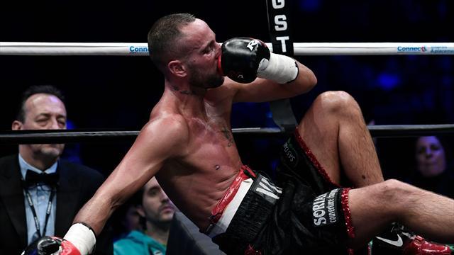 WBA-Super-welters : Cédric Vit...