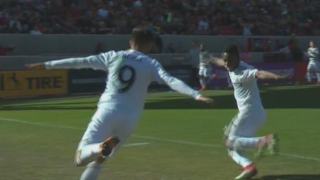 Новички MLS раскатывают не хуже «Сити» и «Барсы». Второй гол «Солт-Лейку» изумительный