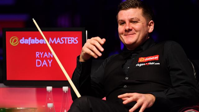 Day stuns out-of-form Selby, Williams eases past Bingtao