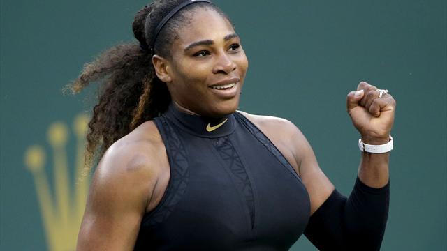 Serena and Venus to meet in third round of BNP Paribas Open