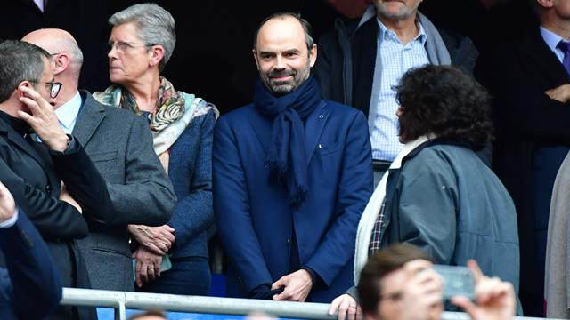 Edouard Philippe se dit «consterné» et juge que «le football a perdu»