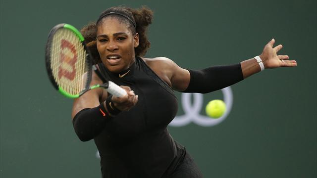 Serena Williams, Madrid Açıktan çekildi 57