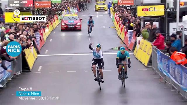 Marc Soler vince la Parigi-Nizza: a David De La Cruz l'ultima tappa