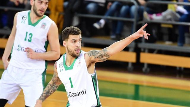 EuroCup'ta sezonun MVP'si Wilbekin