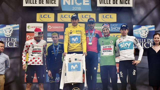 Soler pips Yates to Paris-Nice overall victory