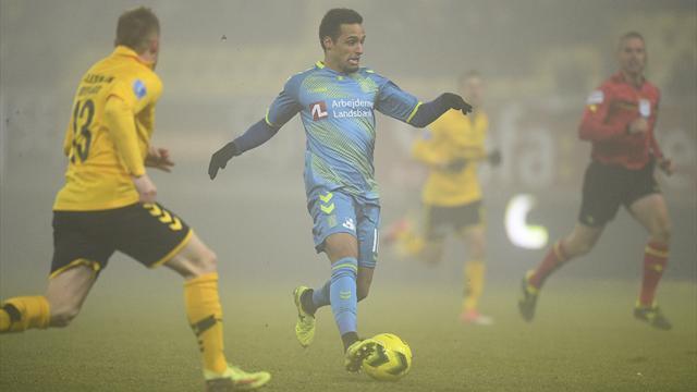 Highlights: Brøndby misser gylden chance i topstriden mod Horsens!