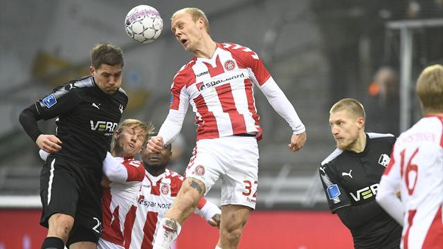 Highlights: Overbevisende AaB vinder 4-0 og Randers-nedturen fortsætter!