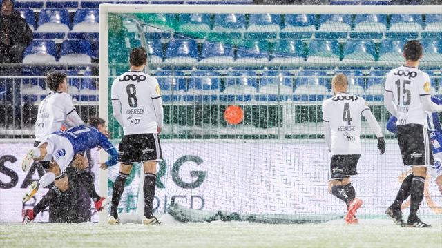Zachariassen senket Rosenborg