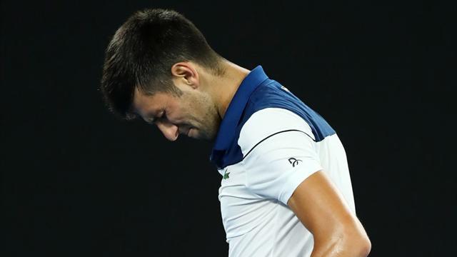 Retour manqué pour Djokovic, Pouille sorti — Indian Wells