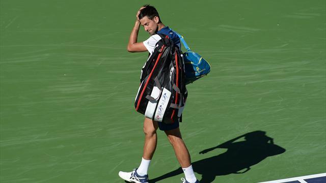Comeback vermasselt: Djokovic scheitert an Qualifikant