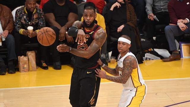 I risultati della notte: Randle trascina i Lakers contro Cleveland, Golden State ko a Minnesota