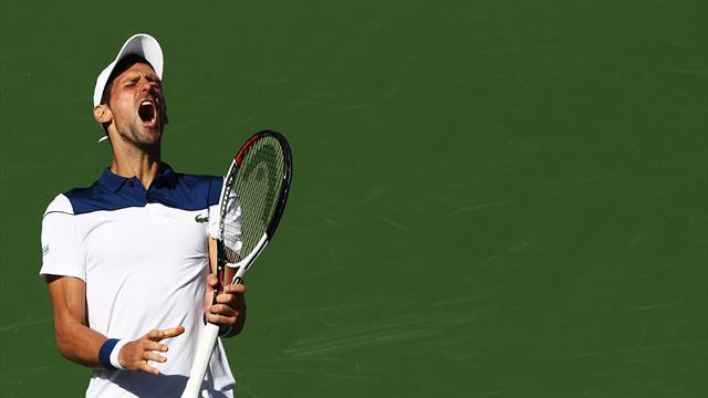 """Djokovic : """"Comme si c'était mon premier match sur le circuit"""""""