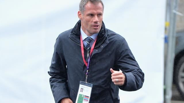 Carragher suspended by Sky Sports until end of season