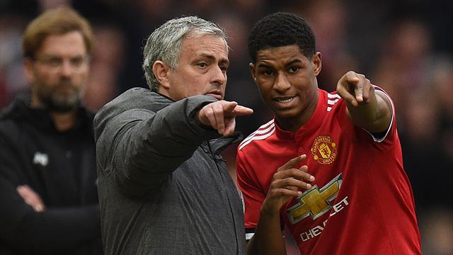 Mourinho's Rashford rant - Full transcript of astonishing speech