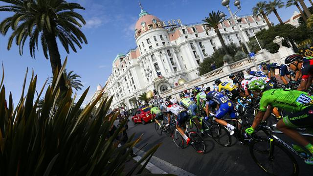 La Grande Boucle 2020 partira de Nice