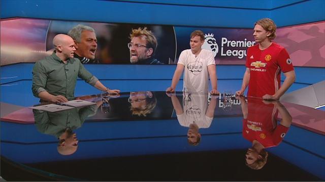 Fandebatten: Manchester United- og Liverpool-fan diskuterer rivalisering