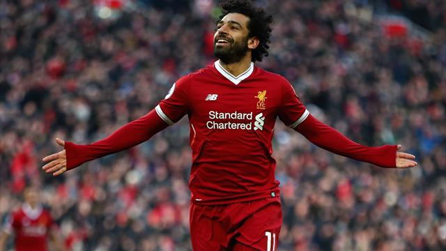 """Klopp : """"Salah ne veut pas être comparé à Messi, mais il suit un chemin fantastique"""""""