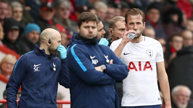 Kane injury leaves Pochettino 'concerned'