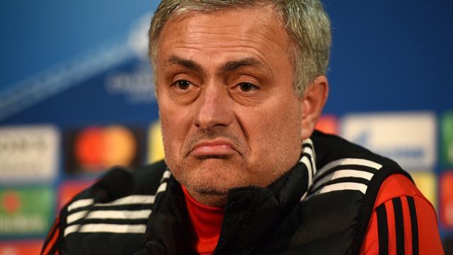 Manchester United a mal joué ? Mourinho n'est pas de cet avis