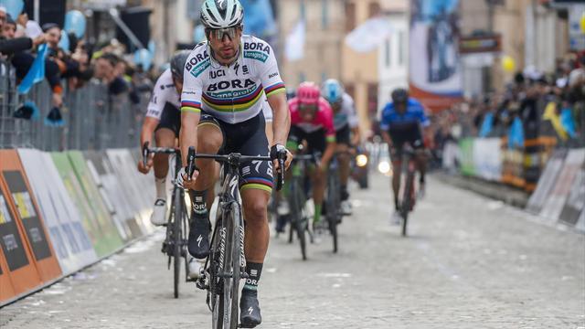 Sagan-show és Kittel sprint
