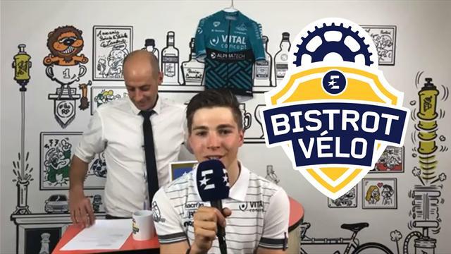 Pire souvenir, meilleur pote... Tanguy Turgis répond au questionnaire Bistrot Vélo