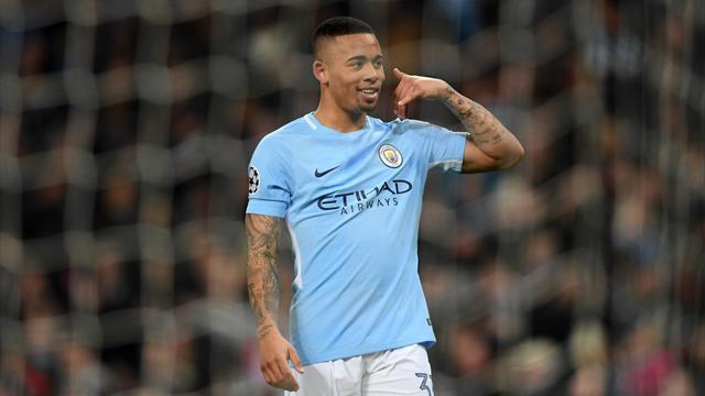 Жезус продлил договор с«Манчестер Сити» до 2023г