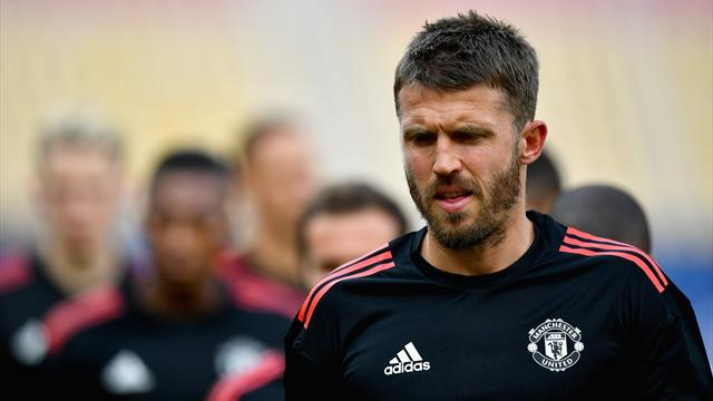 Carrick reveals best player he's played with and toughest opponent