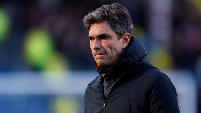 Southampton sack Pellegrino after dismal run