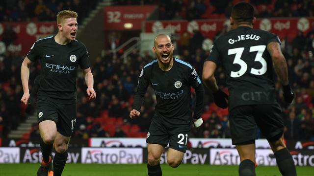 Sans forcer ni trembler, Manchester City fait un pas de plus vers le titre