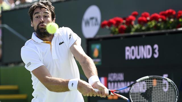 """Chardy : """"Sympa de jouer Federer quand tu es en confiance"""""""