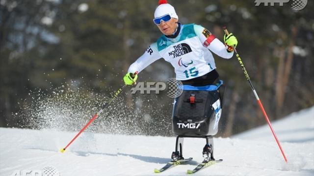 Paralympics: Eskau holt Gold im Biathlon - Schaffelhuber erneut auf Kurs