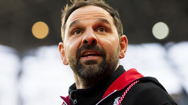 """Ruthenbeck hofft aufs Derby: """"Es muss ja weitergehen"""""""