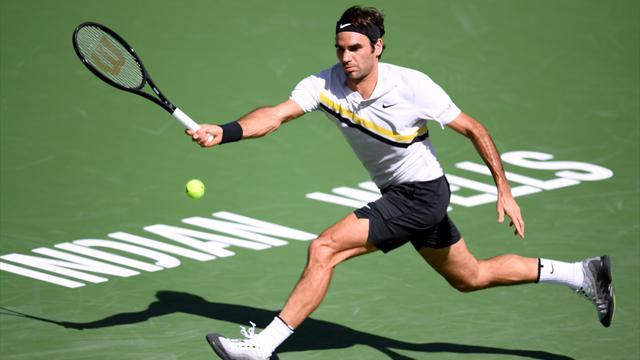 Federer güle oynaya turladı