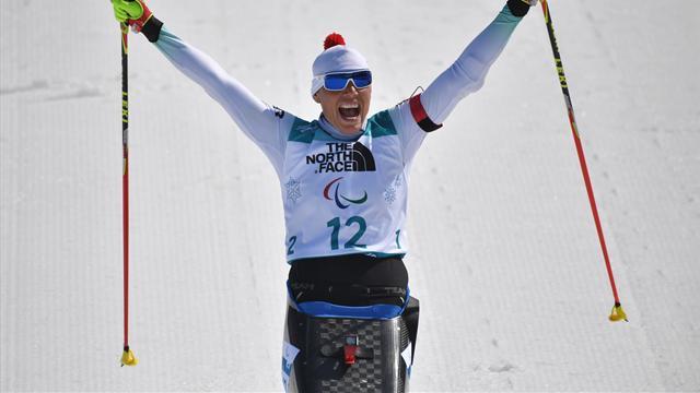 Paralympics-Gold Nummer drei und vier: Eskau und Forster triumphieren