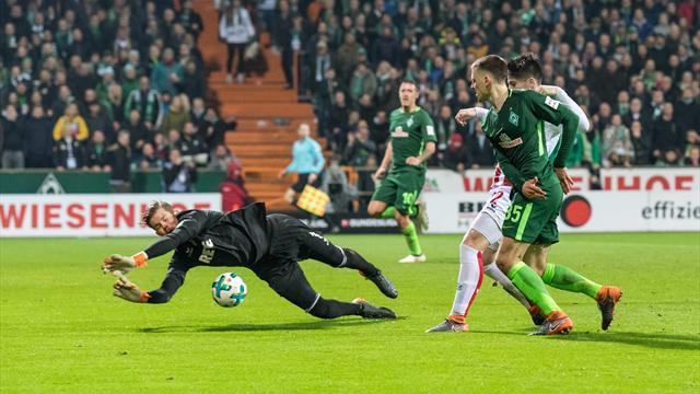 """Bremen ringt Köln nieder: """"Dieses Spiel hat mich ein Jahr gekostet..."""""""