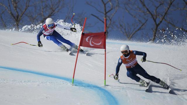 Juegos Paralímpicos: Santacana, plata en Supercombinada tras dos cuartos puestos en PyeongChang