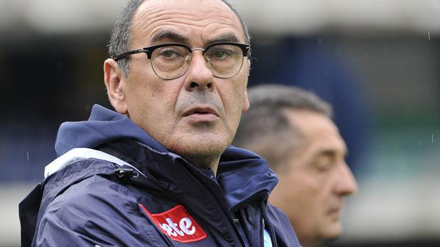 Neapel-Coach Sarri wegen Sexismus in der Kritik