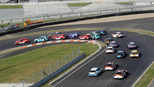 Watch the FIA WTCR season LIVE on Eurosport Player
