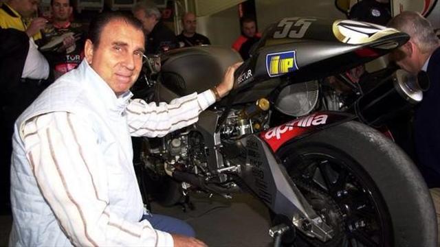 Aprilia in lutto: morto l'ex presidente Ivano Beggio, lanciò Biaggi e Rossi nel motomondiale