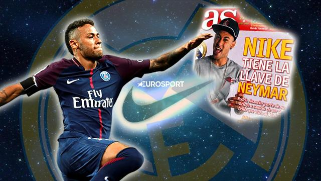 Euro Papers: Nike to pay for Real Madrid's massive Neymar transfer