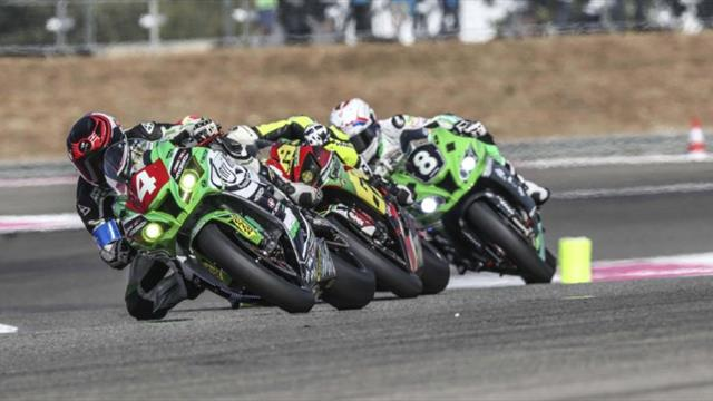 Superstock in the limelight