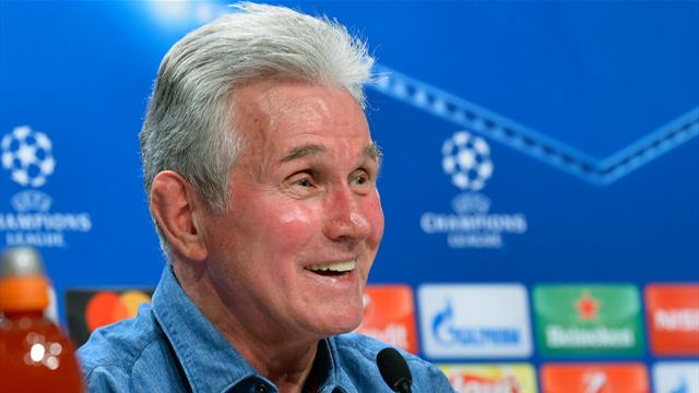 Makellos seit 2013: Heynckes vor Rekordsieg in Champions League