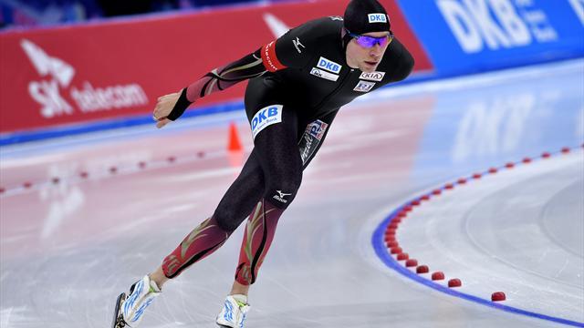 Eisschnellläufer Geisreiter beendet Karriere